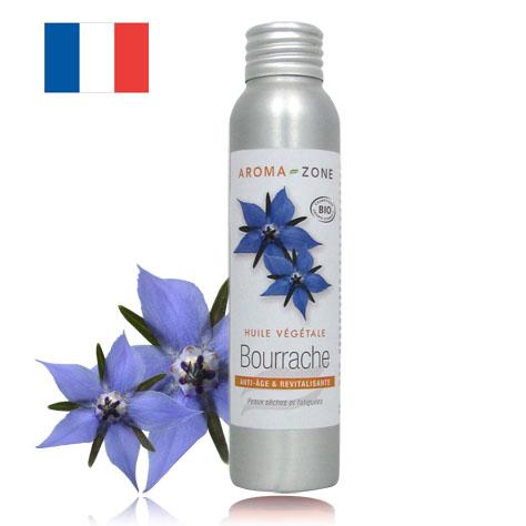 huile de bourrache lubrifiant