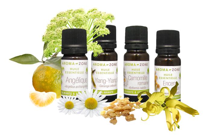 Surmonter son trac et gérer son stress avec les huiles..